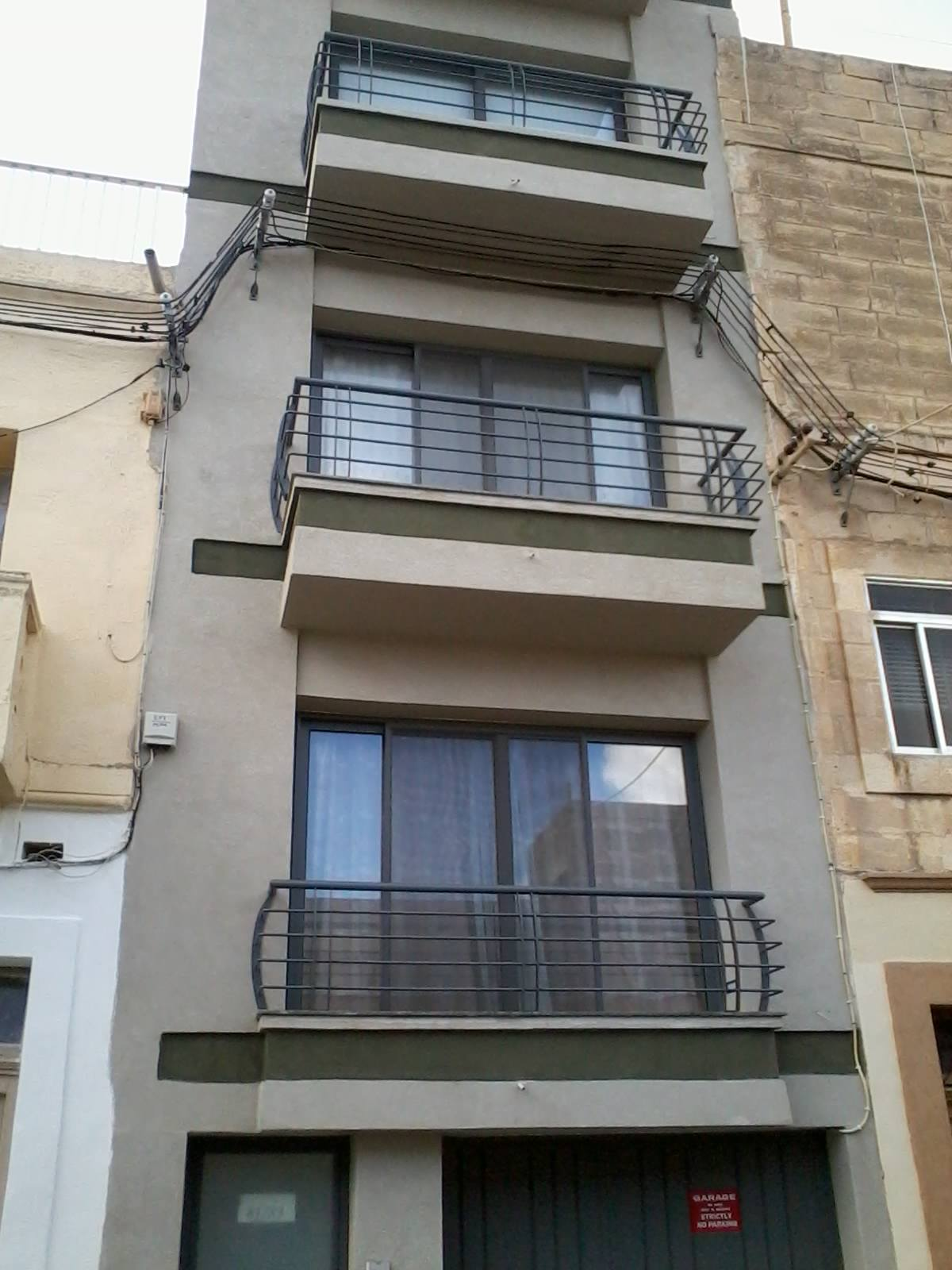 Balconies - Private Client - Salina