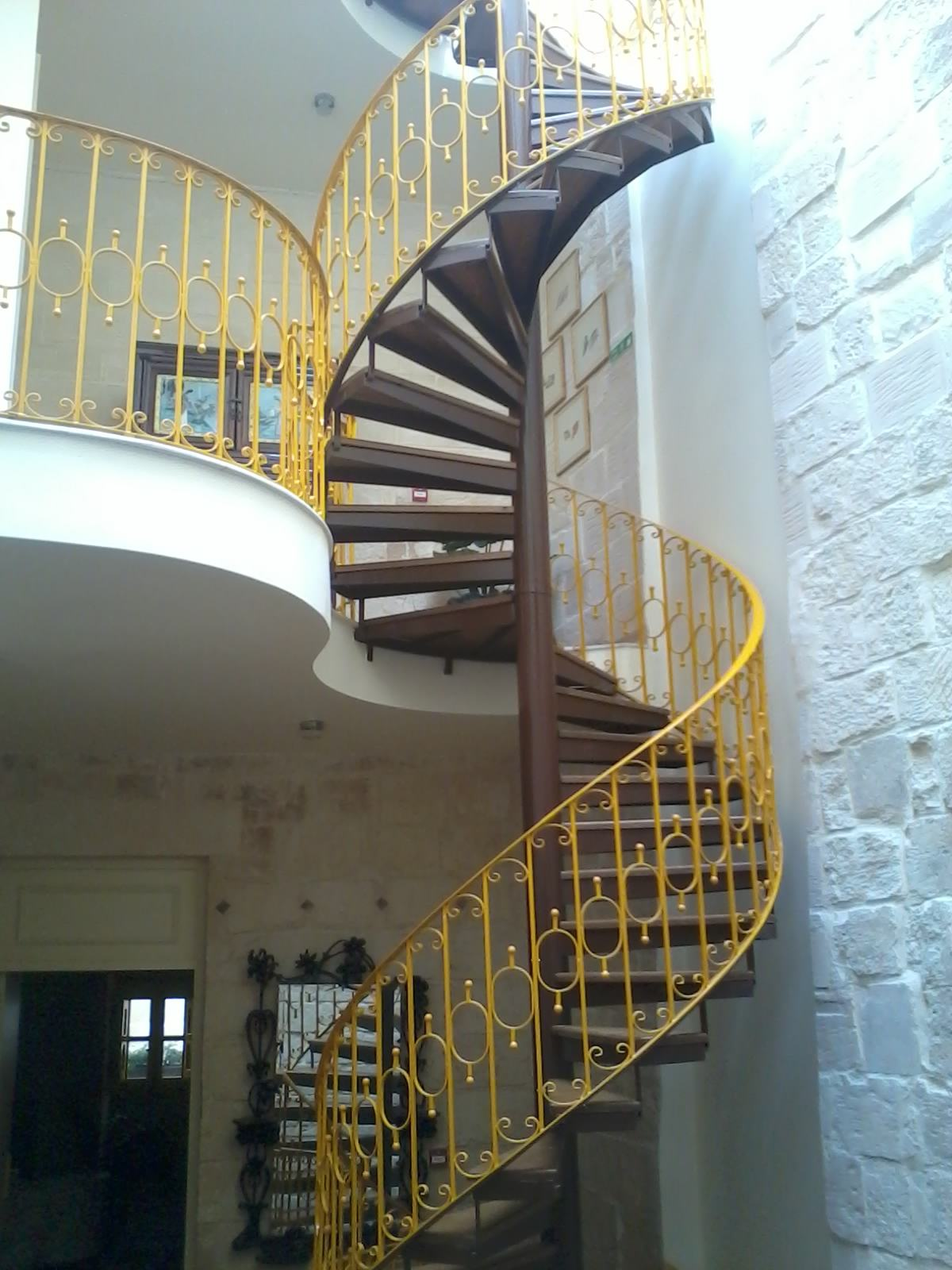 Staircases / La Gelsomina Boutique - Vittoriosa