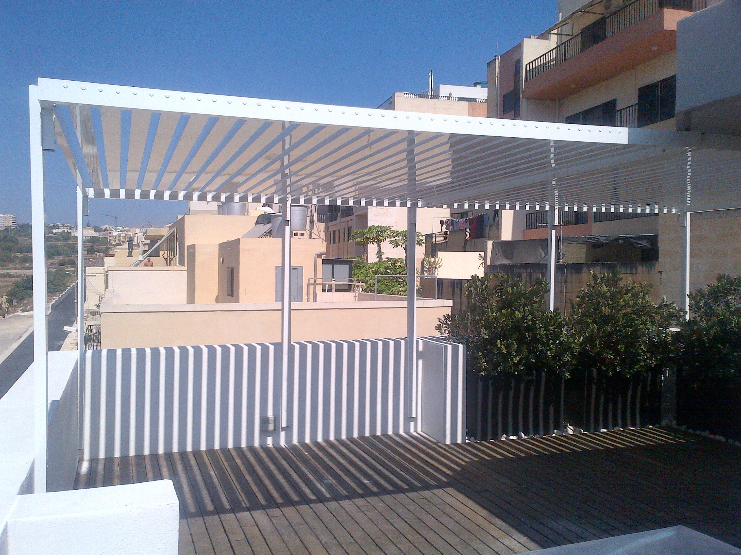 Canopies - Private Client - San Gwann