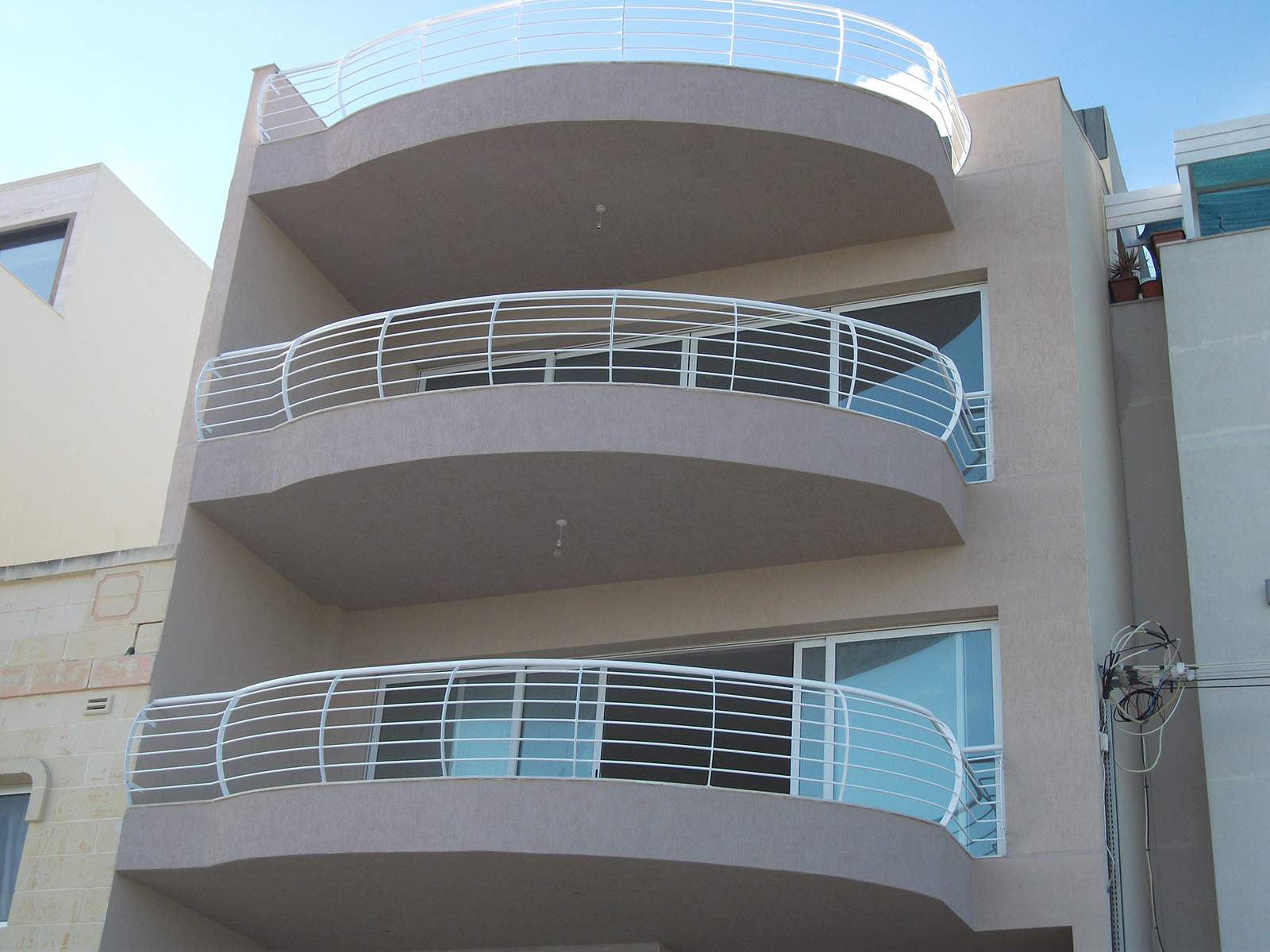 Balconies - Private Client - St. Paul's Bay