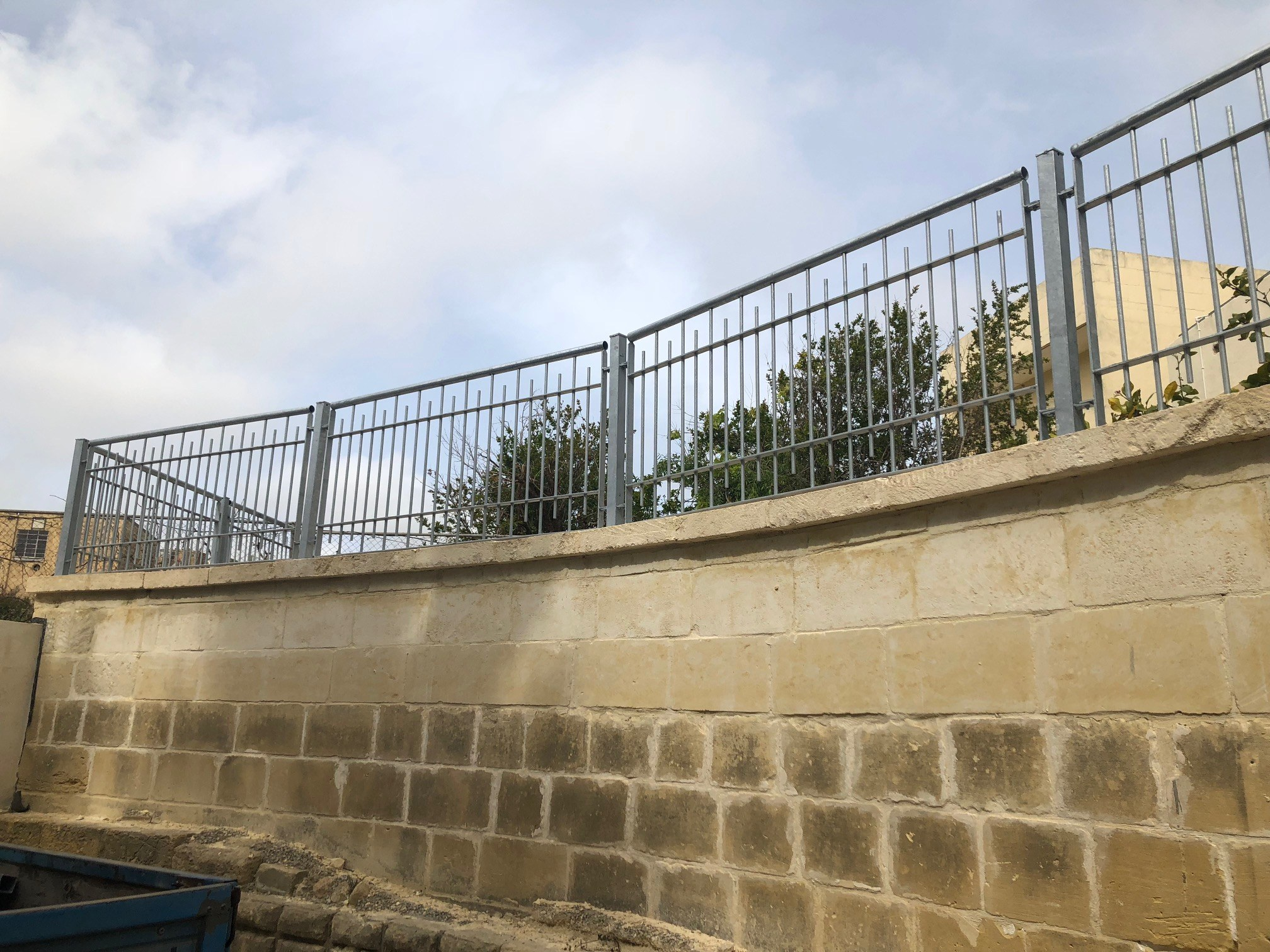 Railings of Various Schools in Malta